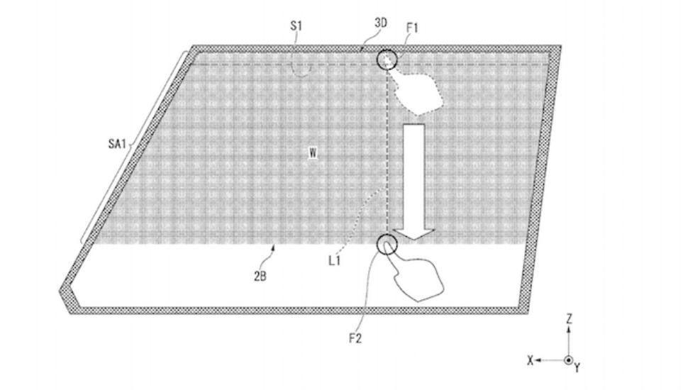 Honda patenta los parasoles del futuro: ventanas táctiles para ajustar la luz
