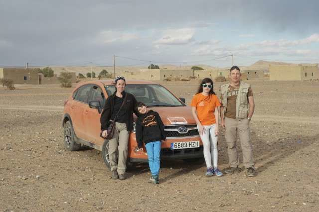 La VI Subariada, ejemplo del espíritu aventurero de Subaru