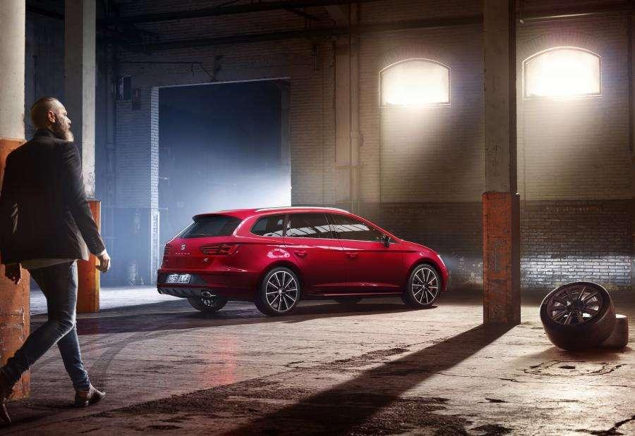 Nuevo SEAT León CUPRA: Más potente y con mejores prestaciones