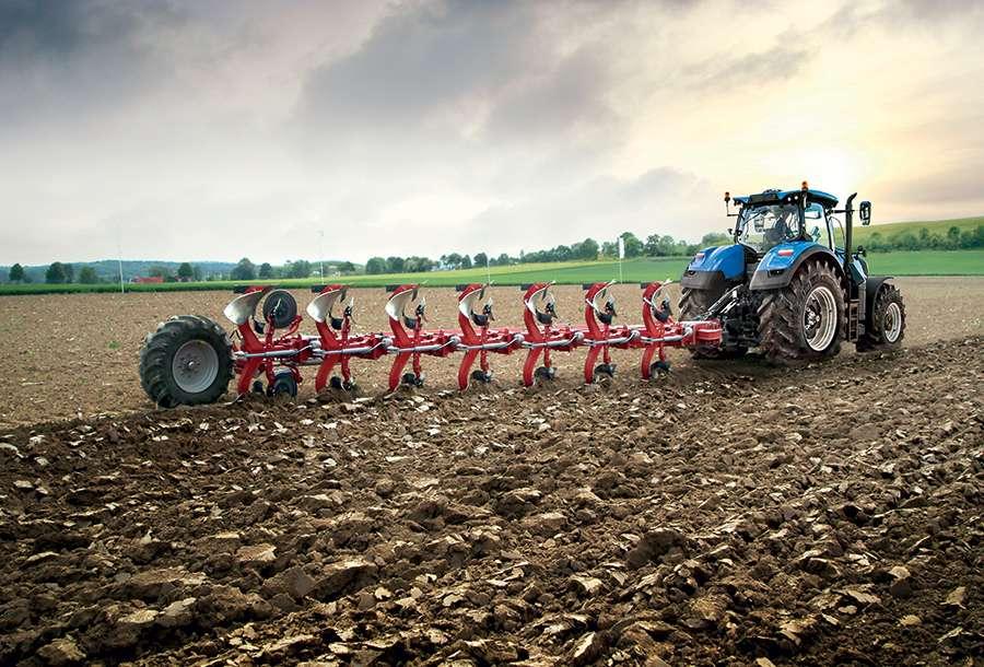 A New Holland Agriculture anuncia o acordo de aquisição da Kongskilde Agriculture