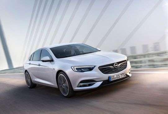 Nuevo Opel Insignia Grand Sport: con todo a su favor