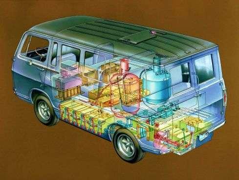 El desarrollo de pilas de combustible de GM cumple 50 años