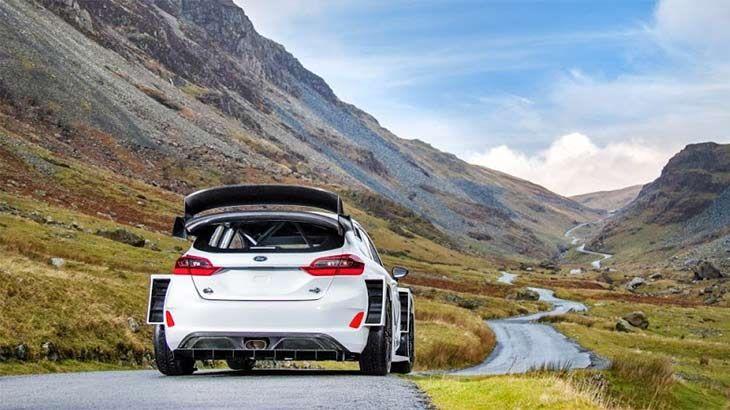 El Ford Fiesta WRC de M-Sport seduce al piloto Sébastien Ogier