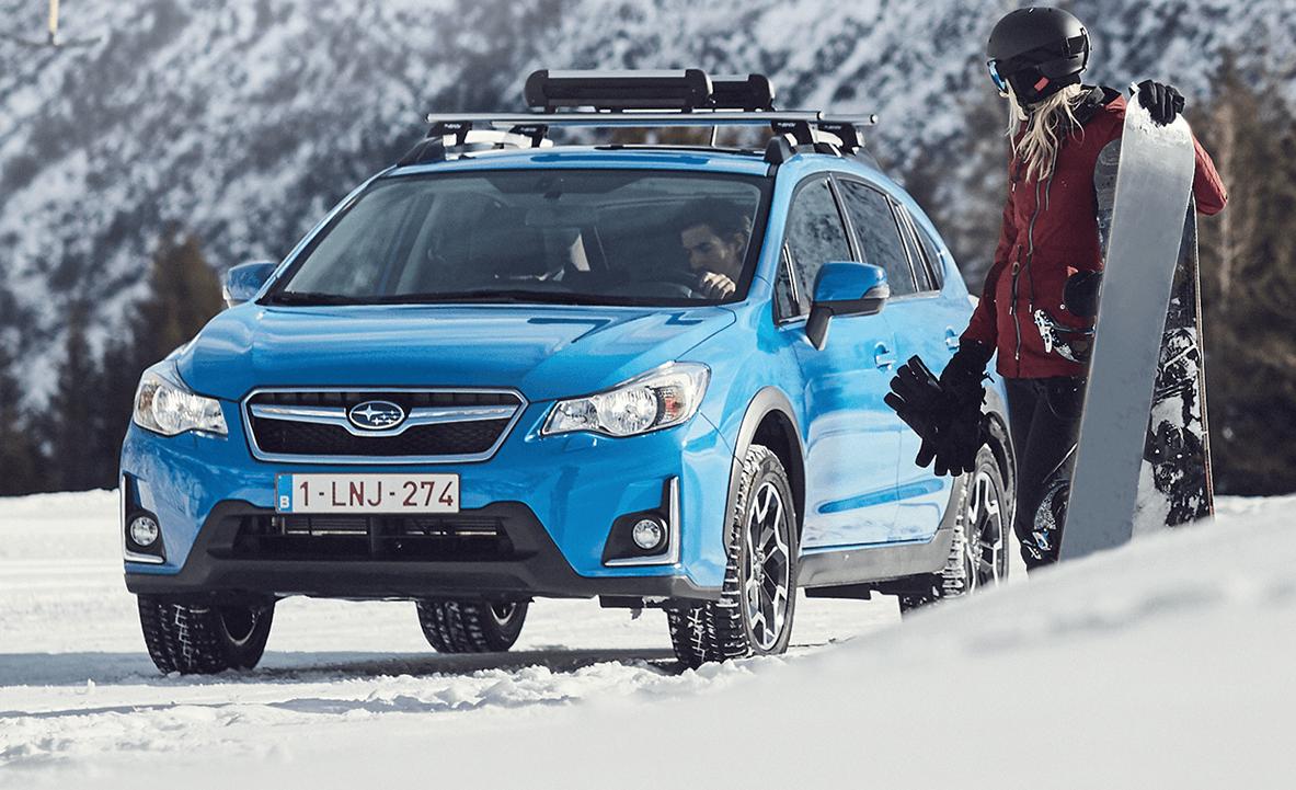 Ya está disponible la app Subaru Esquí completamente actualizada