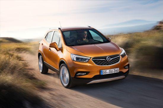 El Opel Mokka X supera ya los 100.000 pedidos