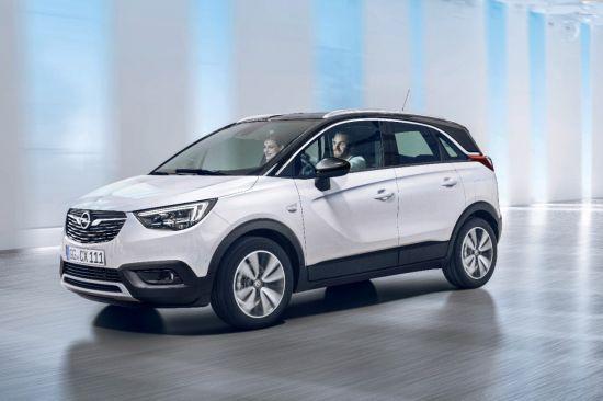 Opel Crossland X: elegante para la ciudad con el atractivo de un SUV