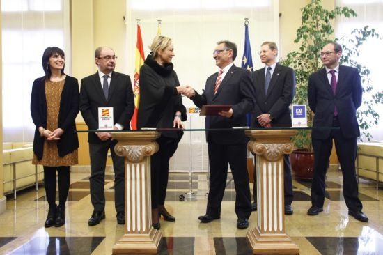 GM España amplía su acuerdo con INAEM para nuevas contrataciones