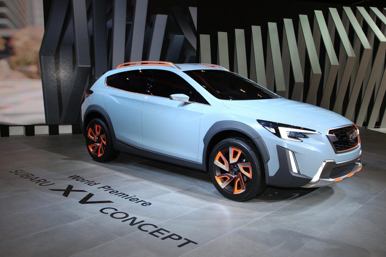 El nuevo Subaru XV debutará en el Salón de Ginebra Por: María Flores