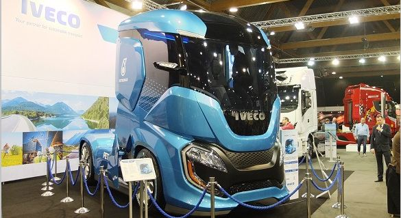 IVECO, Tu socio para el transporte sostenible, en el Truck and Transport 2017 de Bruselas