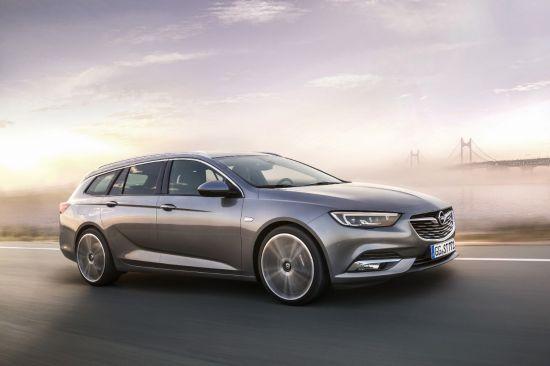 Espacioso y deportivo: el nuevo Opel Insignia Sports Tourer