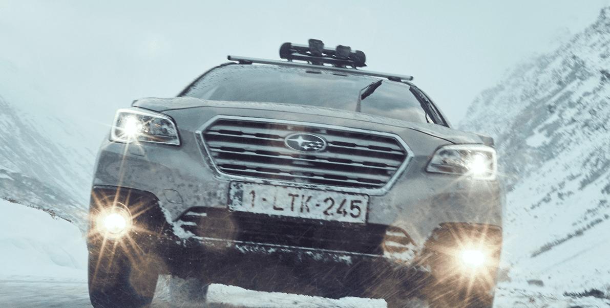 ¿Conoces Gelande, el servicio de taxis Subaru para esquiadores en Japón?