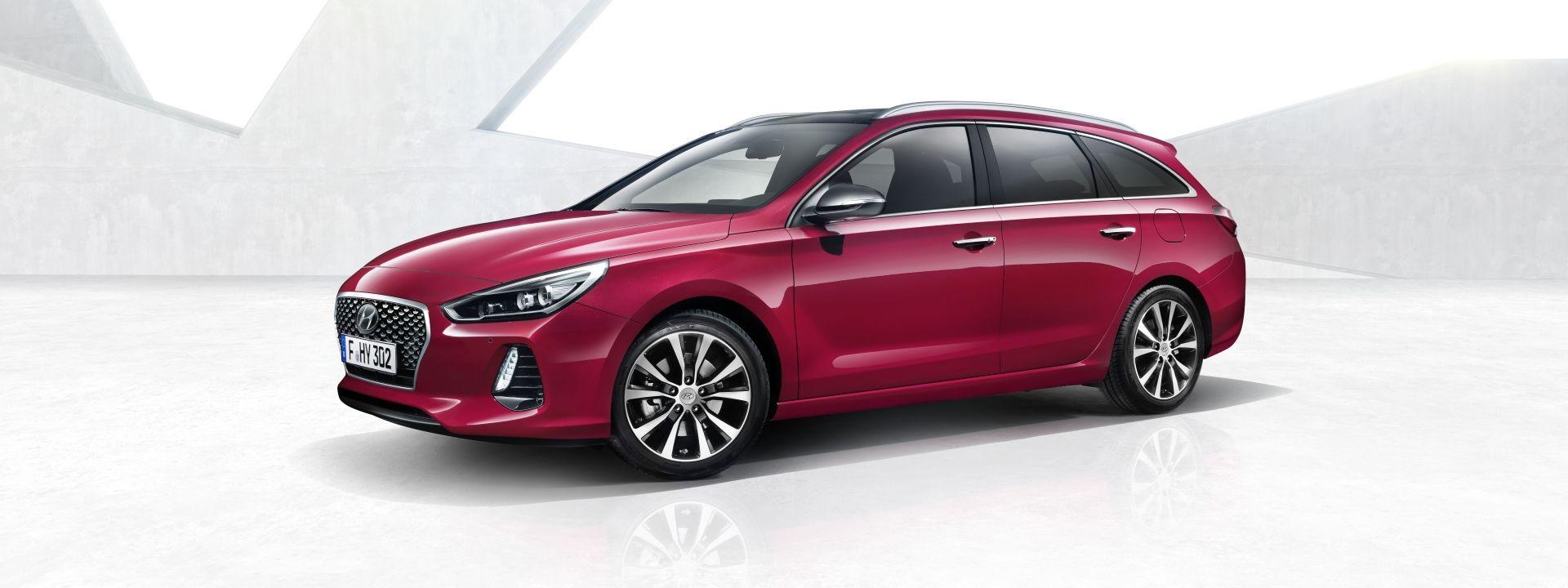 Nueva generación de Hyundai i30 Wagon: elegancia y versatilidad
