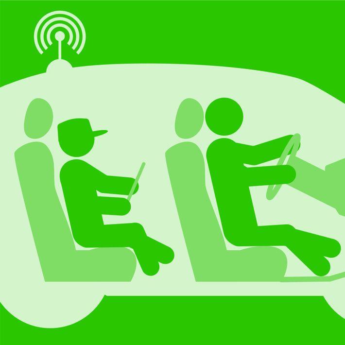 Los pasajeros de los vehículos Ford dispondrán de WiFi en el coche