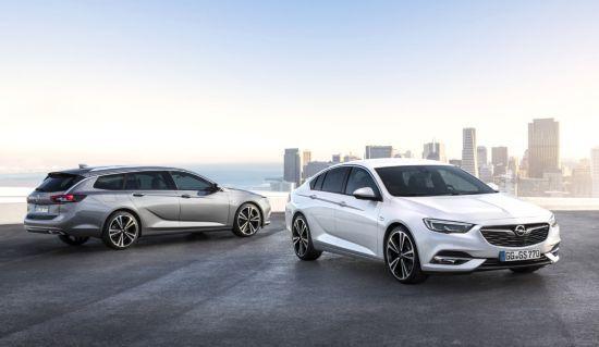 Ofensiva de productos Opel