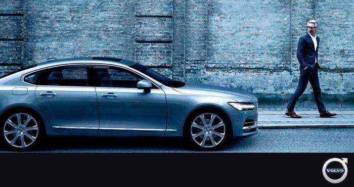Los Volvo S90 y V90 obtienen la máxima calificación 5 estrellas Euro NCAP