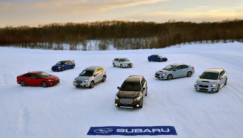 Los Subaru, los coches mejor valorados en fiabilidad