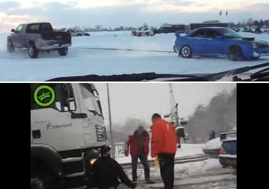 ¡Los Subaru, al rescate!