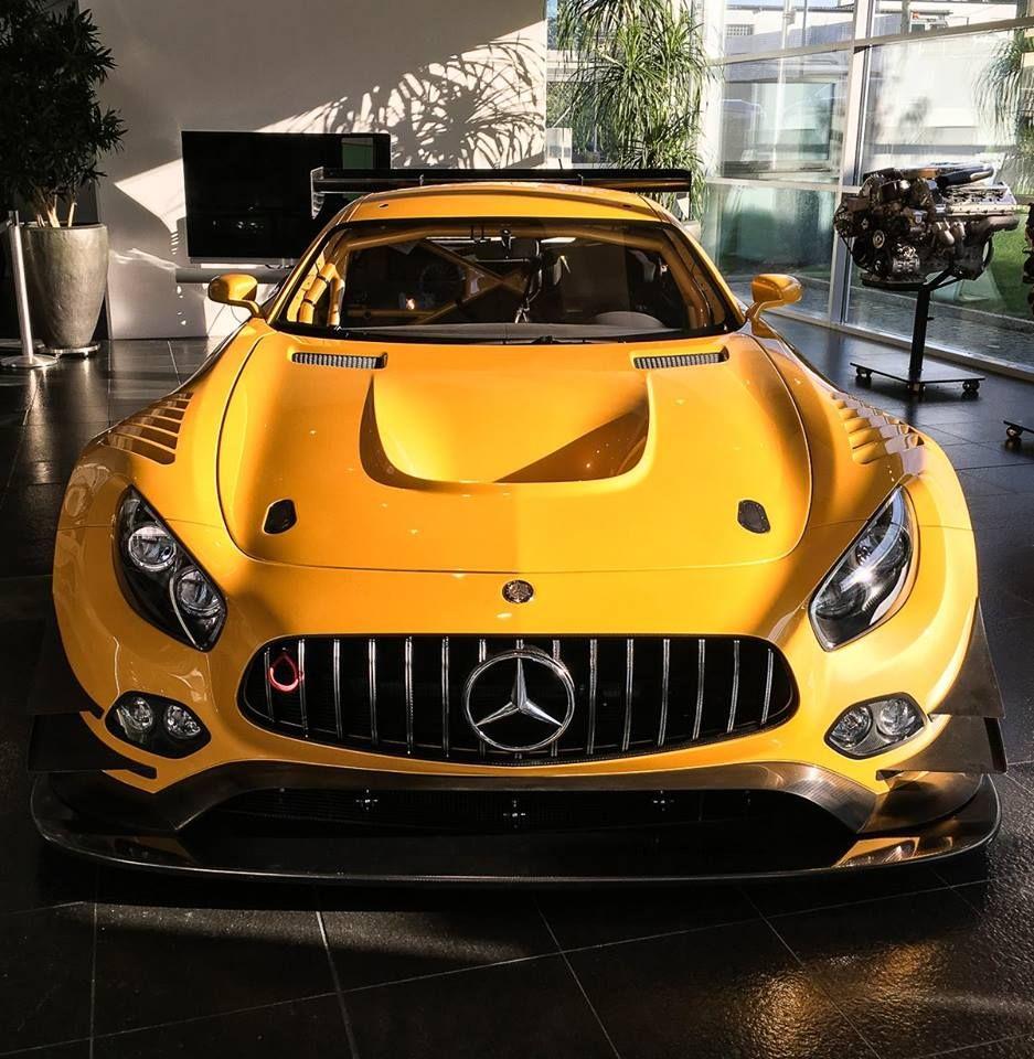 Toda la tecnología del Mercedes-AMG GT3