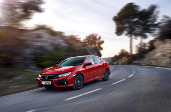 Honda da el pistoletazo de salida: el nuevo Civic a la venta en España