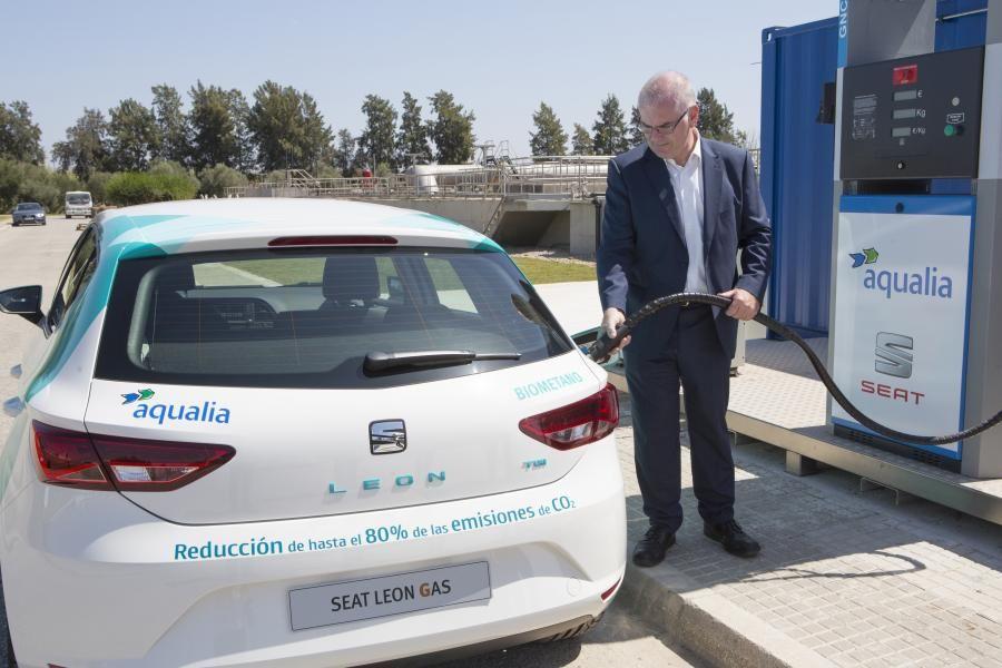 Nuevas fuentes de energía De aguas residuales a combustible sostenible.