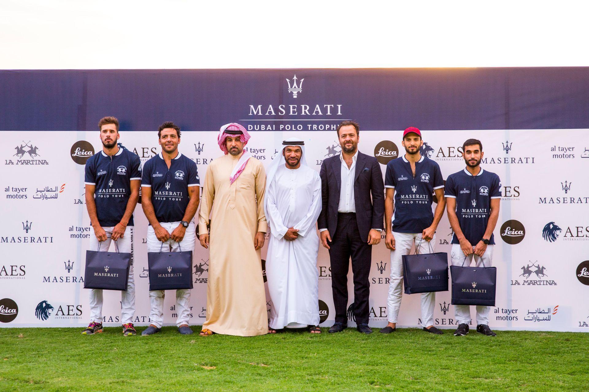 Maserati Polo Tour 2017, en colaboración con La Martina