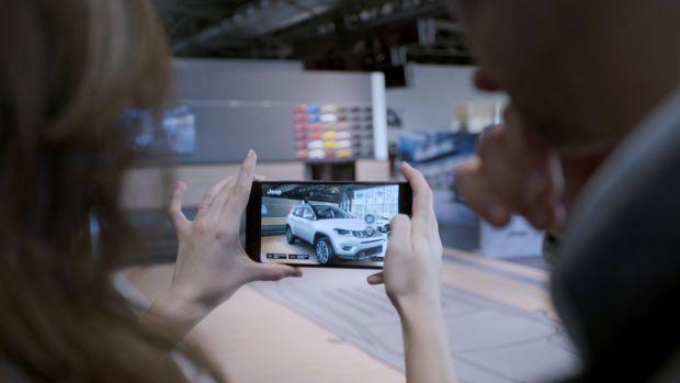 La marca Jeep lanza una experiencia innovadora del cliente con el nuevo Jeep Compass