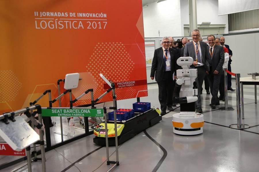 Drones, robots y software predictivo, protagonistas de la logística del futuro