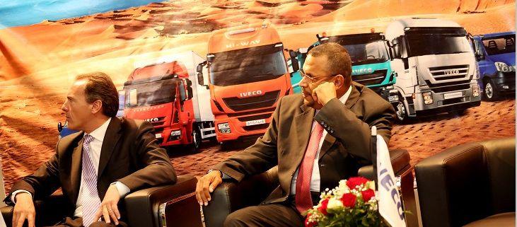 IVECO aumenta su presencia en Kenia y en África del Este gracias a su nueva alianza con Global Motors Centre