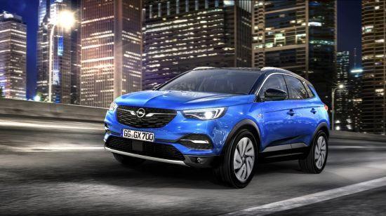 Nuevo SUV Opel Grandland X: Atlético y aventurero