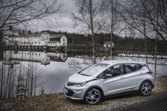 El coche eléctrico Opel Ampera-e: Una nueva forma de conducir