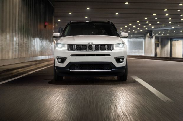 Jeep en el Salón Internacional del Automóvil de Barcelona 2017