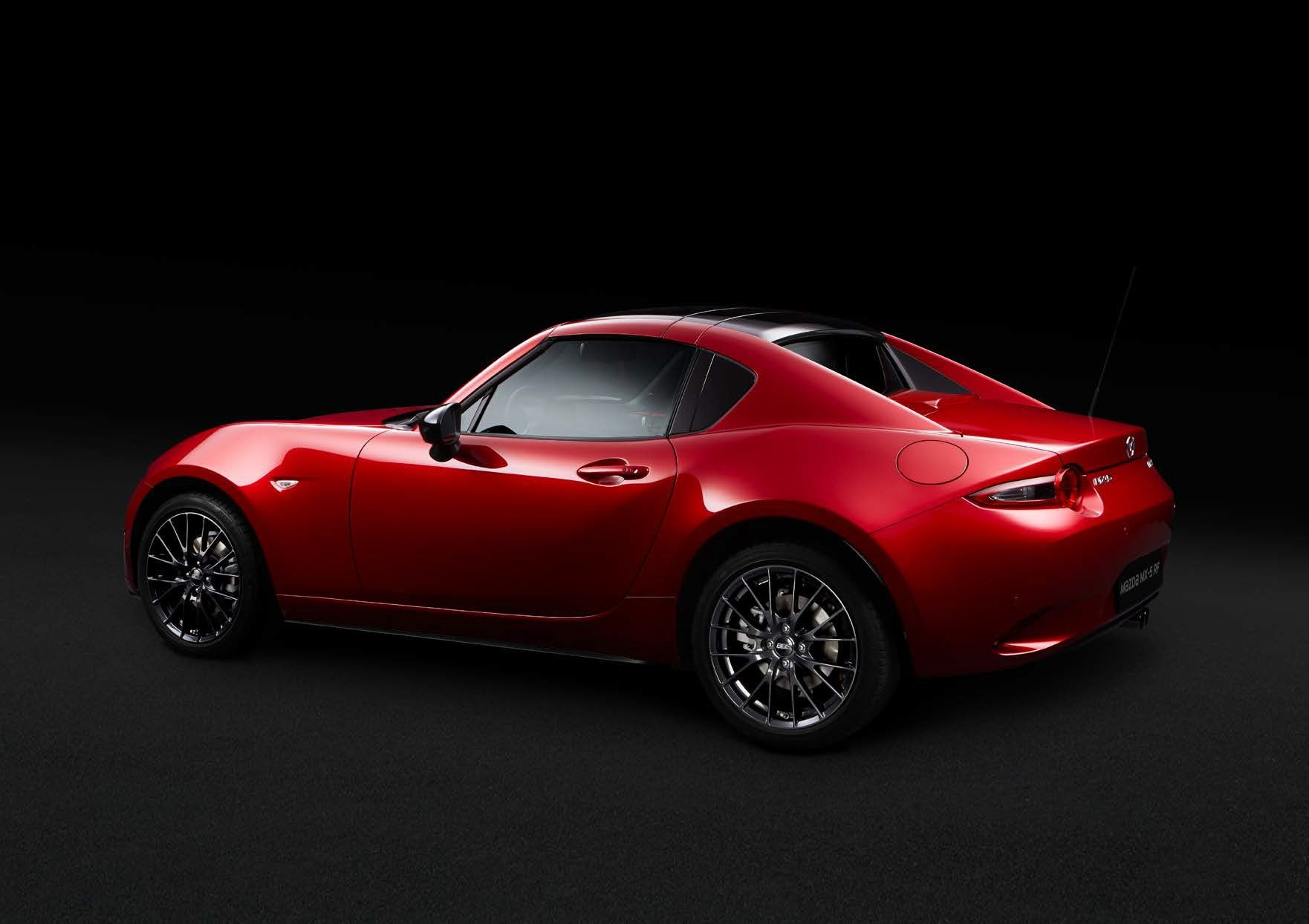 MAZDA PRESENTA EL MAZDA MX-5 RF IGNITION