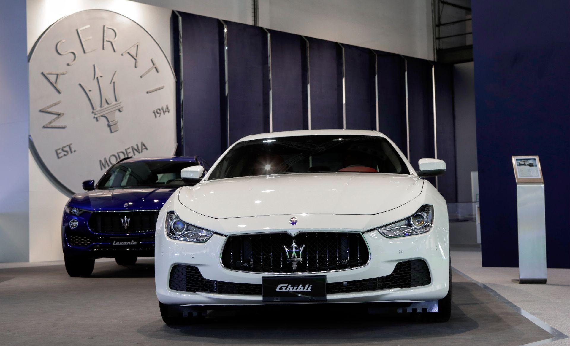 Maserati exhibe su gama al completo en el Salón del Automóvil de Barcelona