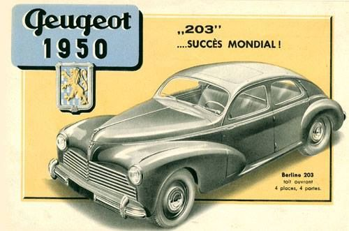 Leyenda Peugeot