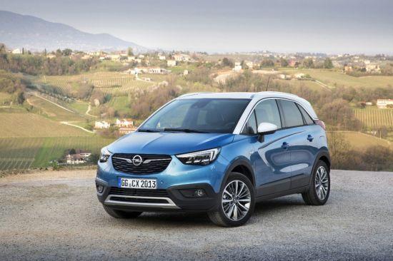 Opel Crossland X: elegante urbanita con el atractivo de un SUV