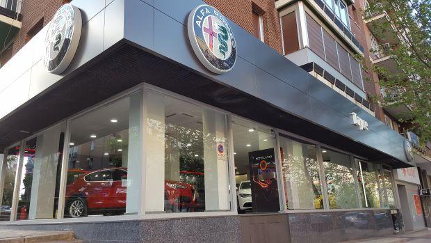 Tayre, el concesionario de Alfa Romeo más antiguo de España, estrena un proceso de venta digital pionero a nivel mundial