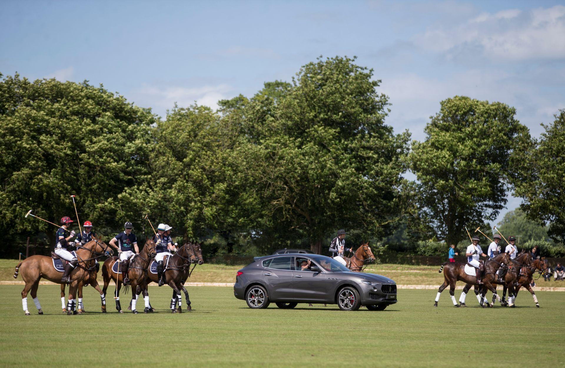 Maserati Royal Charity Polo Trophy: la etapa británica del tour de polo internacional firmado por Maserati y La Martina
