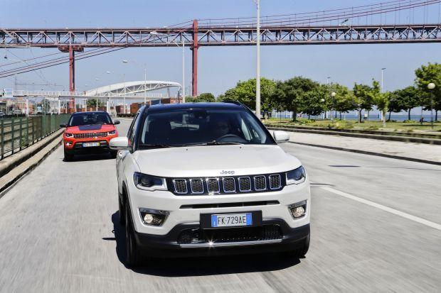"""El """"Jeep Compass Recalculating Tour"""" lleva la emoción del todoterreno a la ciudad"""