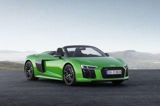 Audi R8 Spyder V10 plus: nuevo nivel de libertad