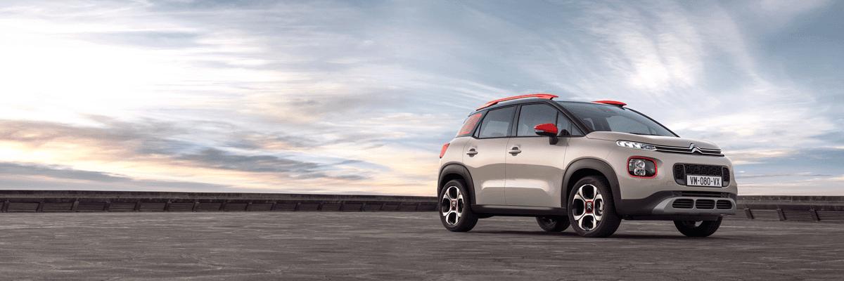 Abrimos pedidos del nuevo SUV Compacto C3 Aircross y lo celebramos con una serie especial y numerada!