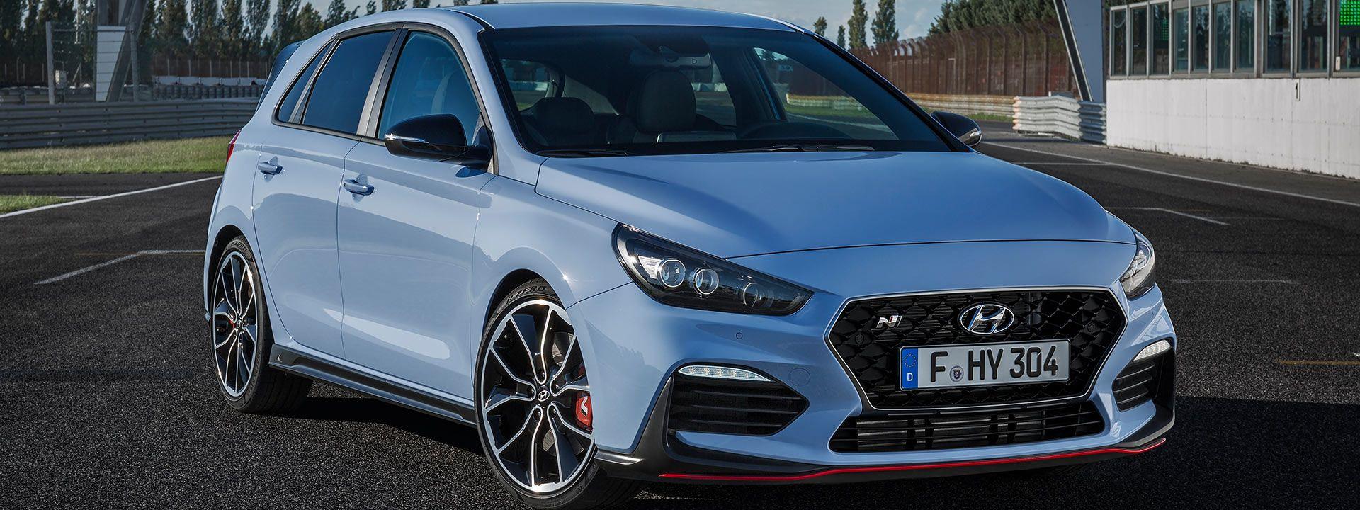El i30 N es el primer vehículo de altas prestaciones de Hyundai Motor bajo la línea N