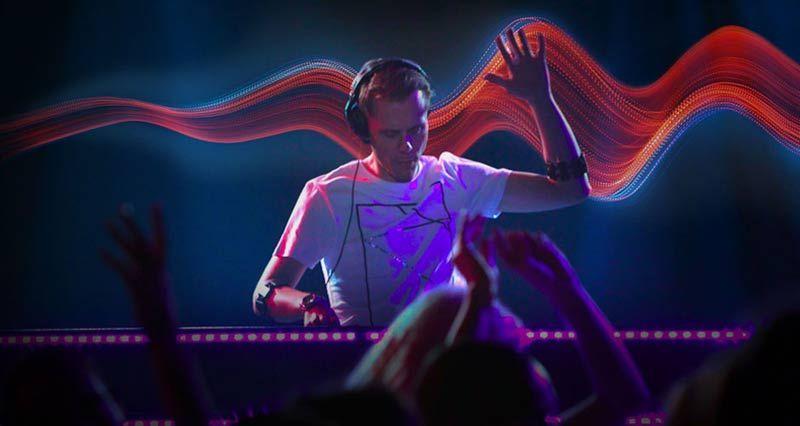 """JAGUAR XE Y EL DJ ARMIN VAN BUUREN PONEN EN MARCHA LA CAMPAÑA DIGITAL """"LA EXPERIENCIA DE TU VIDA"""""""