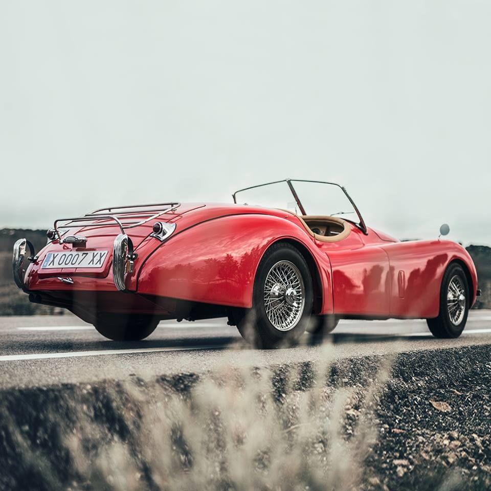 JAGUAR ESPAÑA Jaguar #XK120