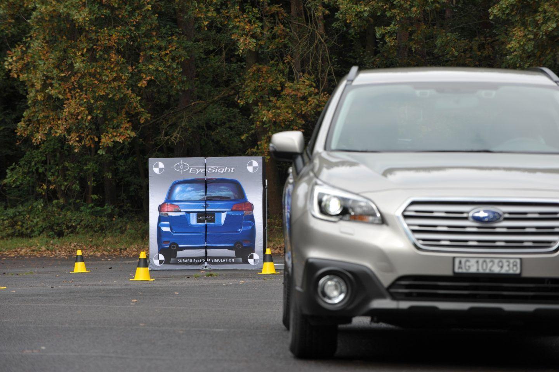 Subaru invierte 23 millones para ser líder en seguridad