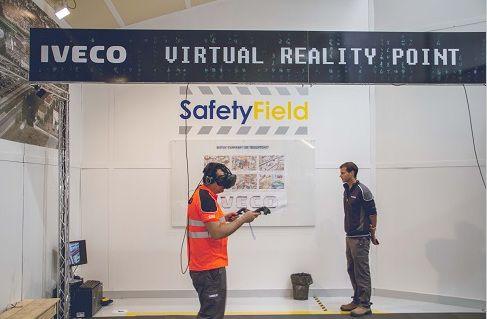 La planta de IVECO de Valladolid recibe el 'Premio Cegos 2017 a las mejores prácticas en RRHH' por su innovador proyecto de realidad virtual