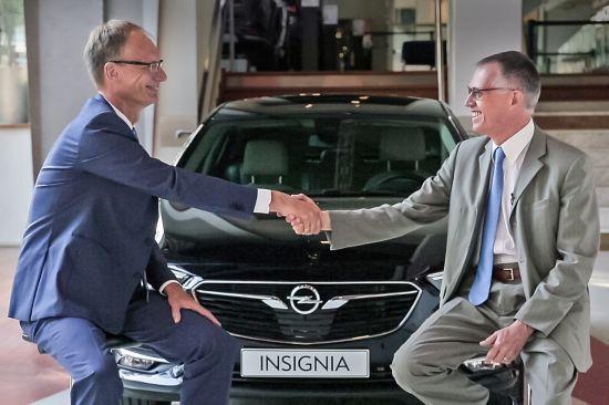 Nace un campeón europeo: Opel y Vauxhall se unen al Groupe PSA