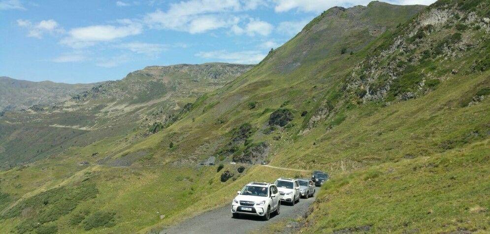 Baqueira se llena de subaristas en la 10ª edición de la Trobada Subaru Vacacional