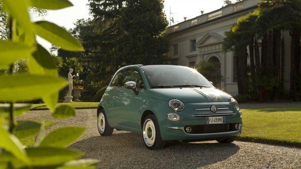 El Fiat 500 celebra su 60 aniversario entrando en el top10 de modelos más vendidos en España