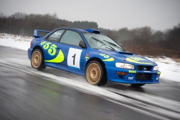 El Subaru Impreza WRC de Colin McRae, vendido por más de 260.000 euros