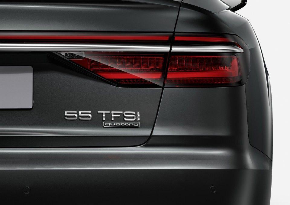 Dos números para identificar el futuro: nuevas designaciones de potencia en Audi